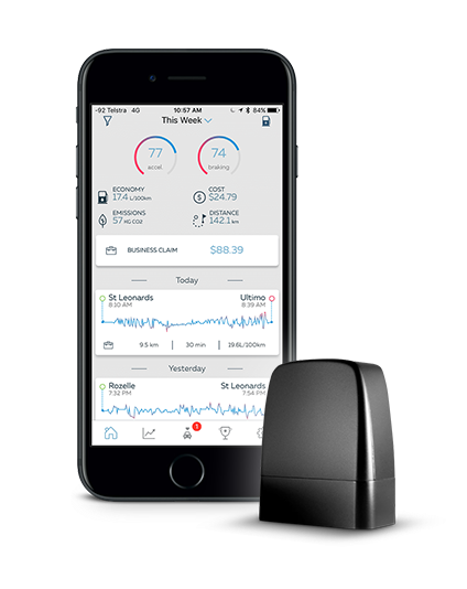 All-in-one Mileage Tracker, Car Logbook App and OBD2 Scanner
