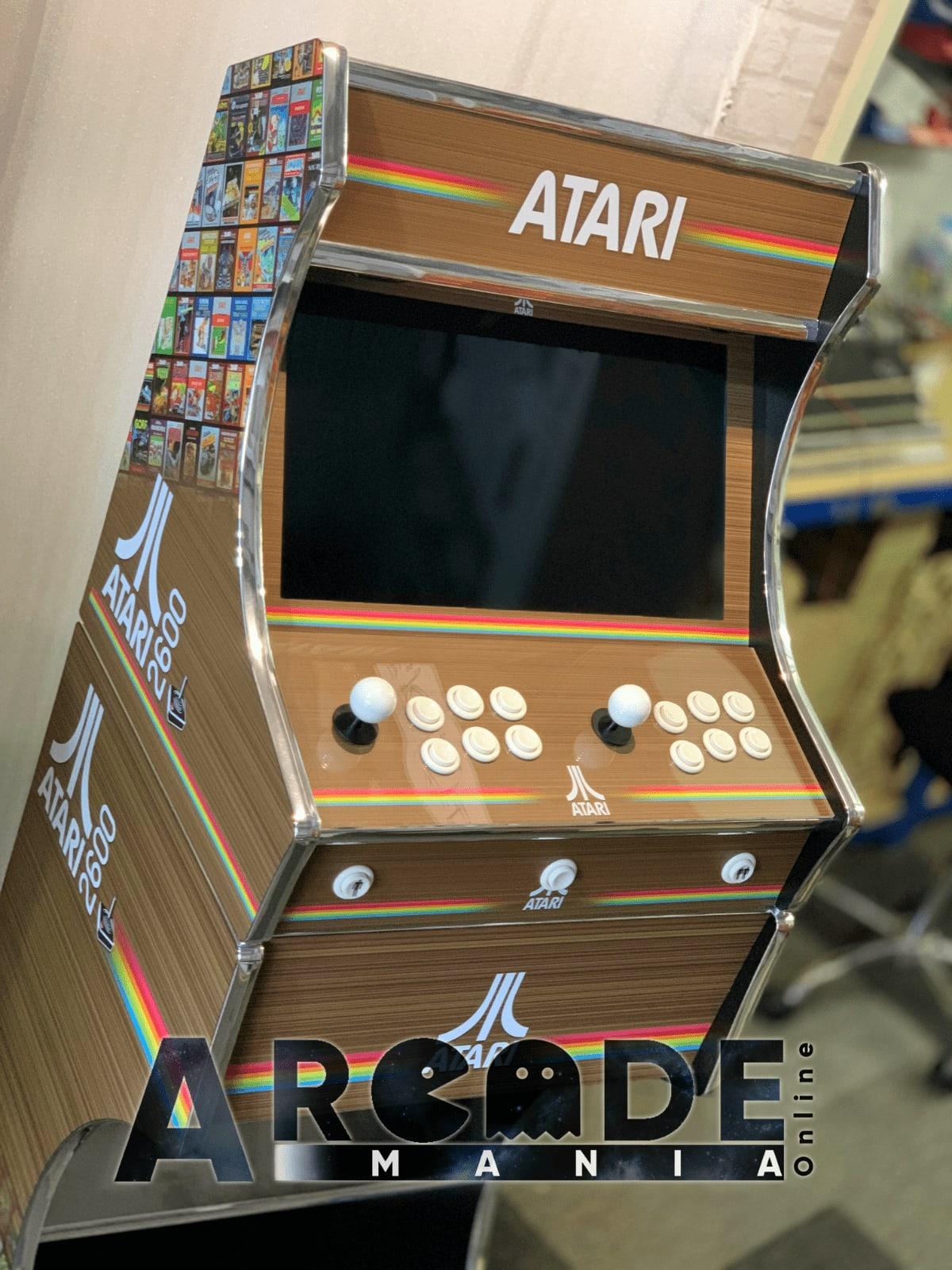 Atari Arcade Machine