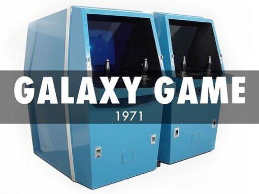Galaxy Arcade Machine