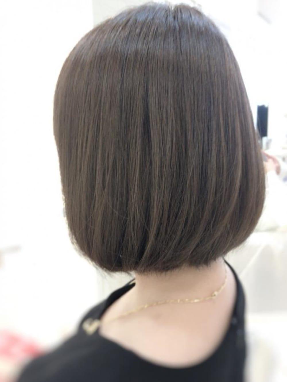 髪表面のくせ毛をまとまりやすくしたい!でもボリュームは、残したい!!