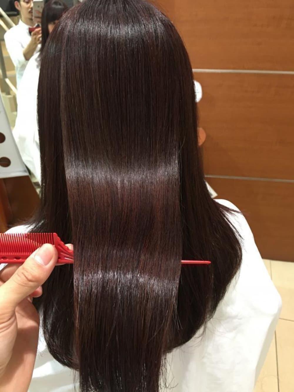 ○縮毛矯正の適正な価格は??