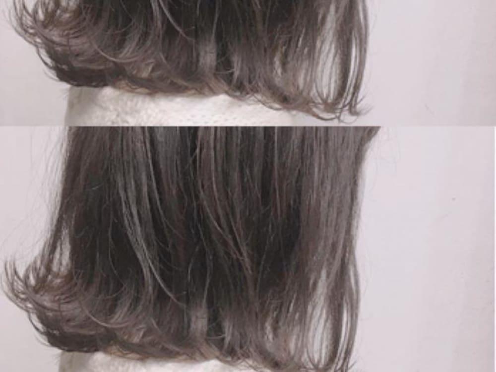 髪に艶が出ると気分も変わる!