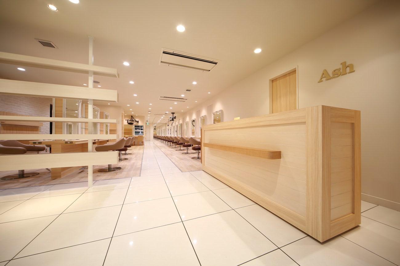 Ash 本八幡店|店内写真③