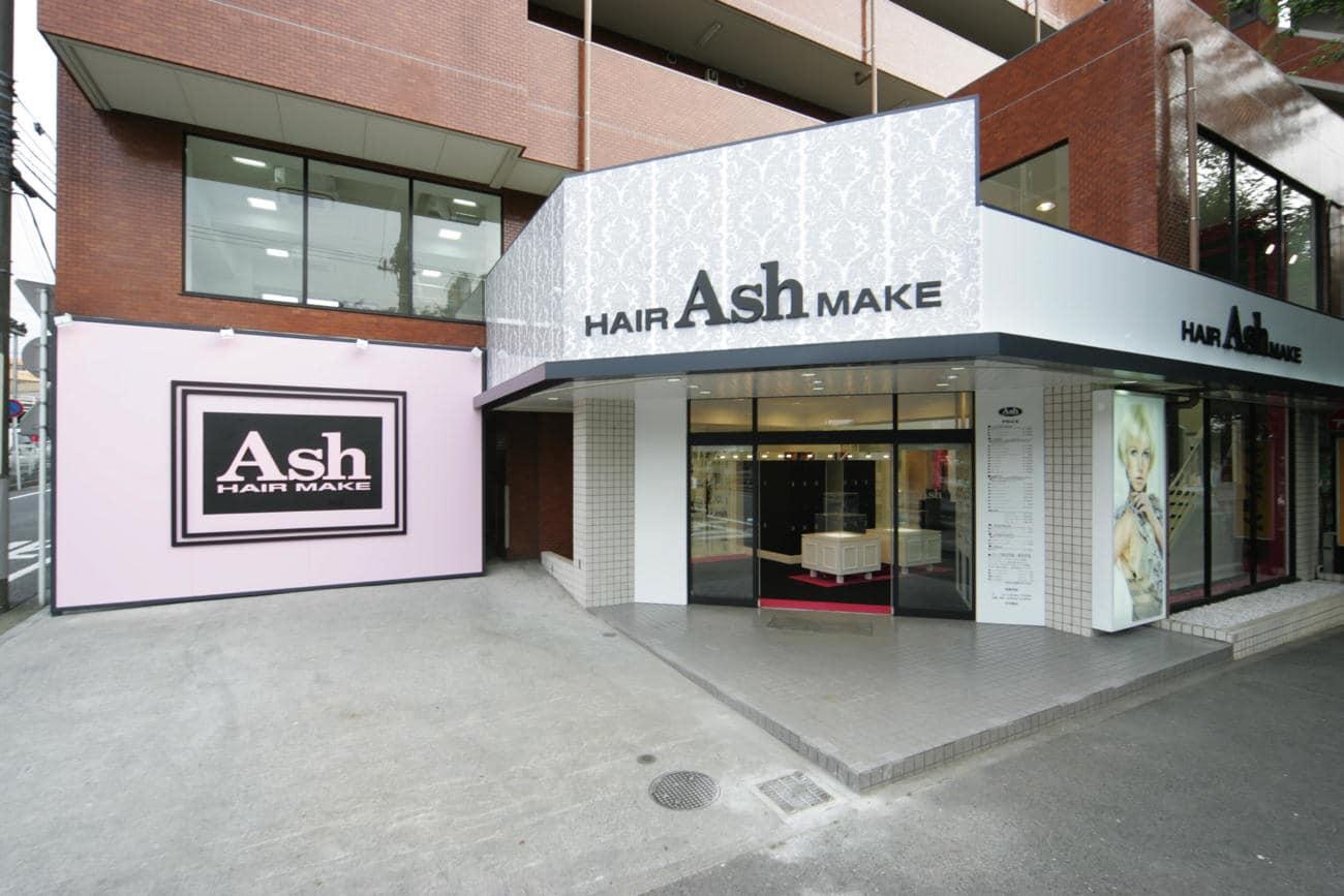Ash 十日市場店|店内写真③