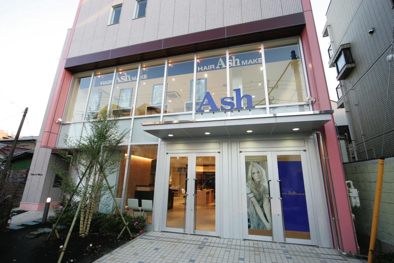Ash 稲田堤店|店内写真③