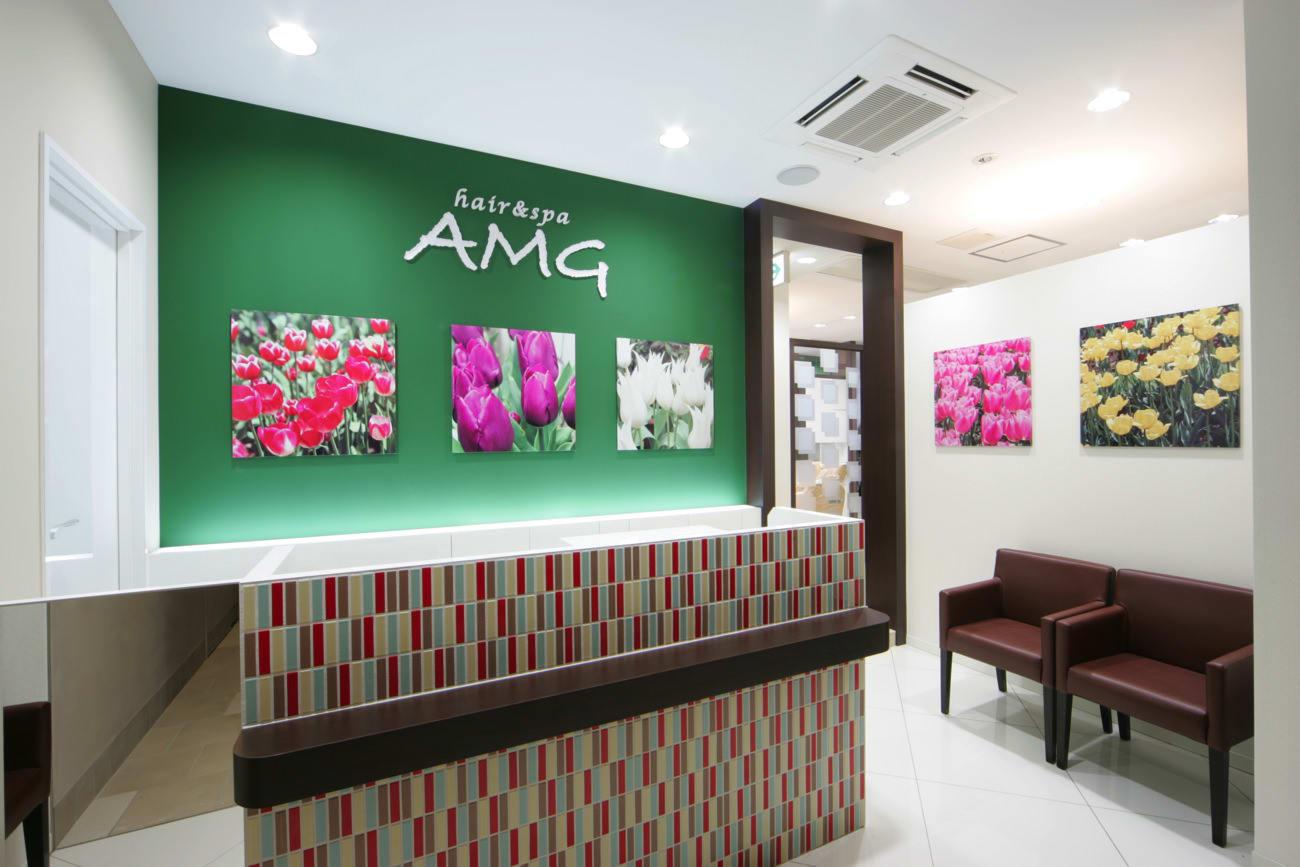 AMG アトレヴィ巣鴨店|店内写真③