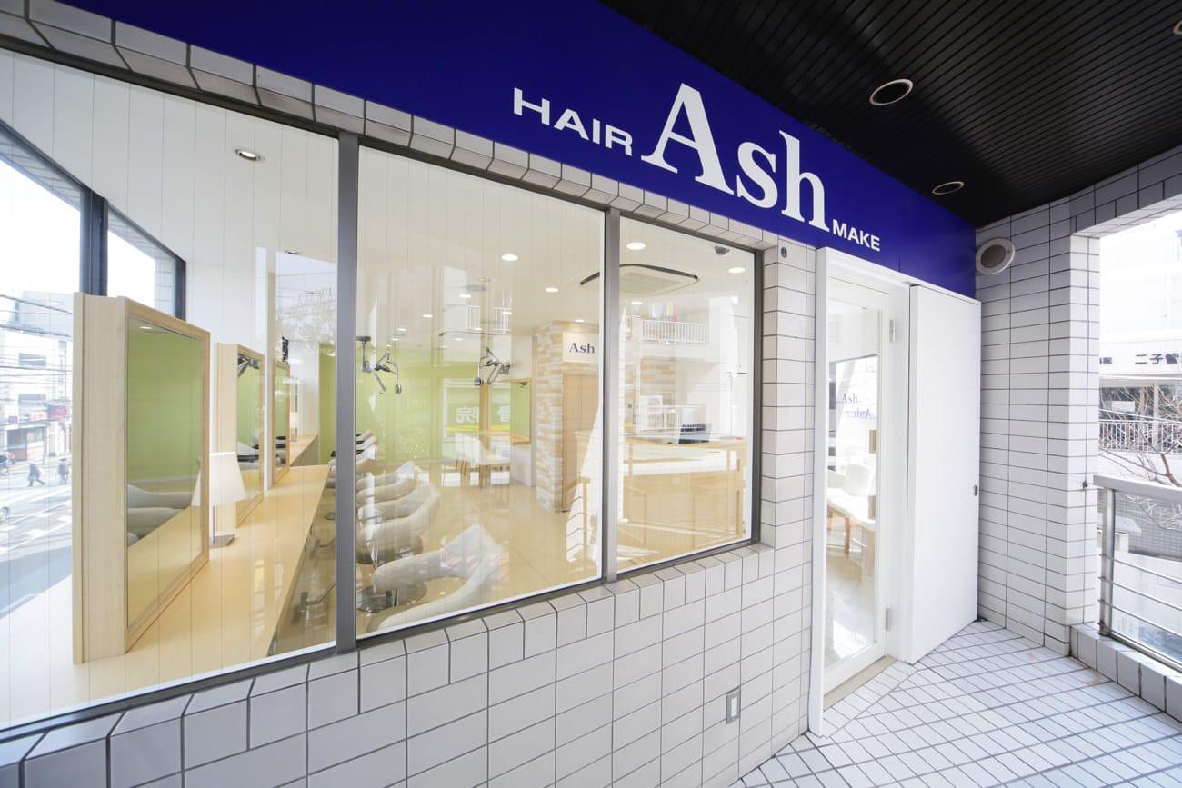Ash 高津店|店内写真③