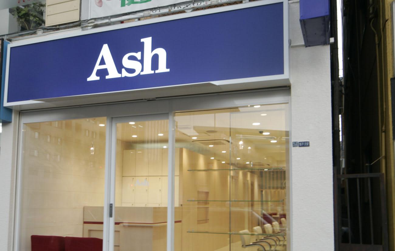 Ash 亀戸東口店|店内写真③