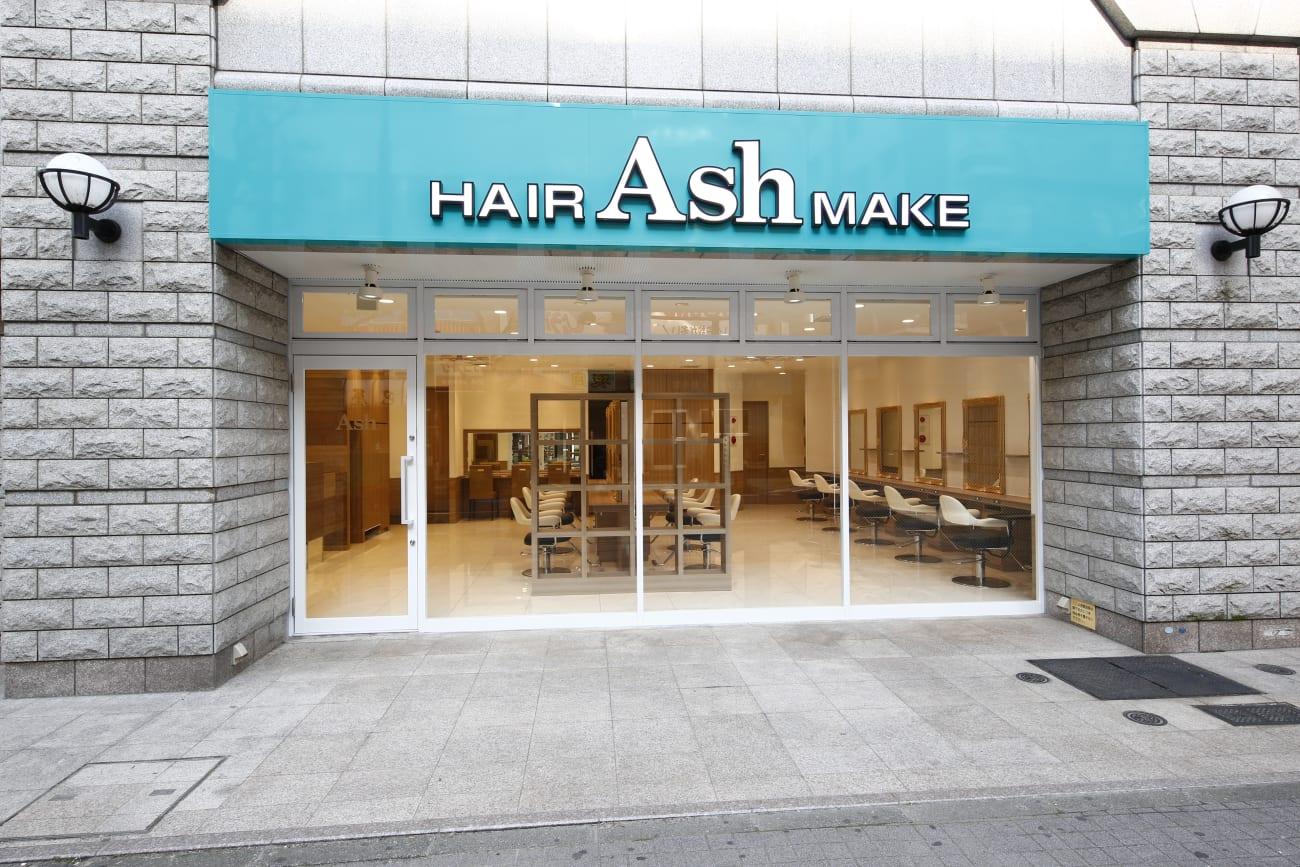 Ash 鶴見店|店内写真③