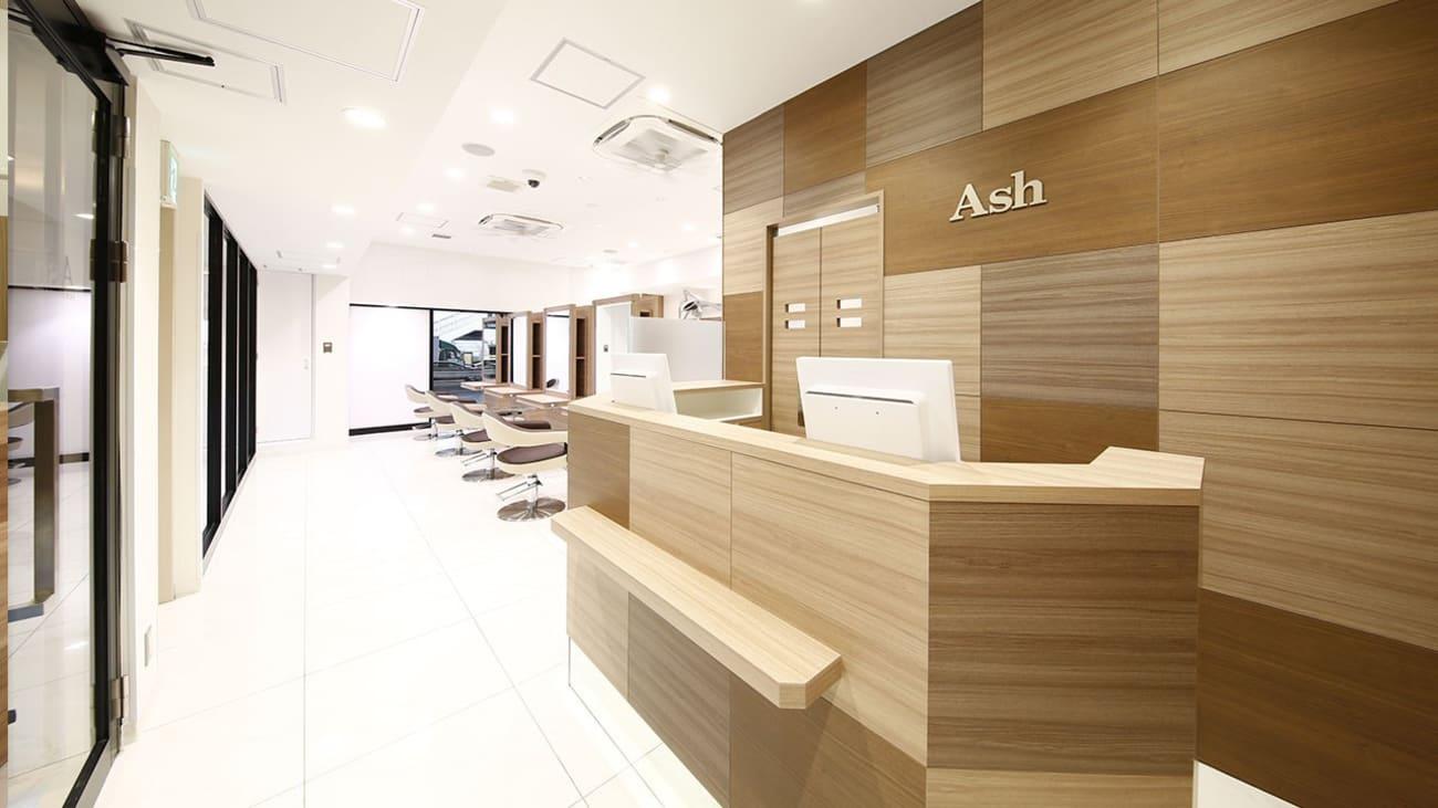 Ash 笹塚店|店内写真①