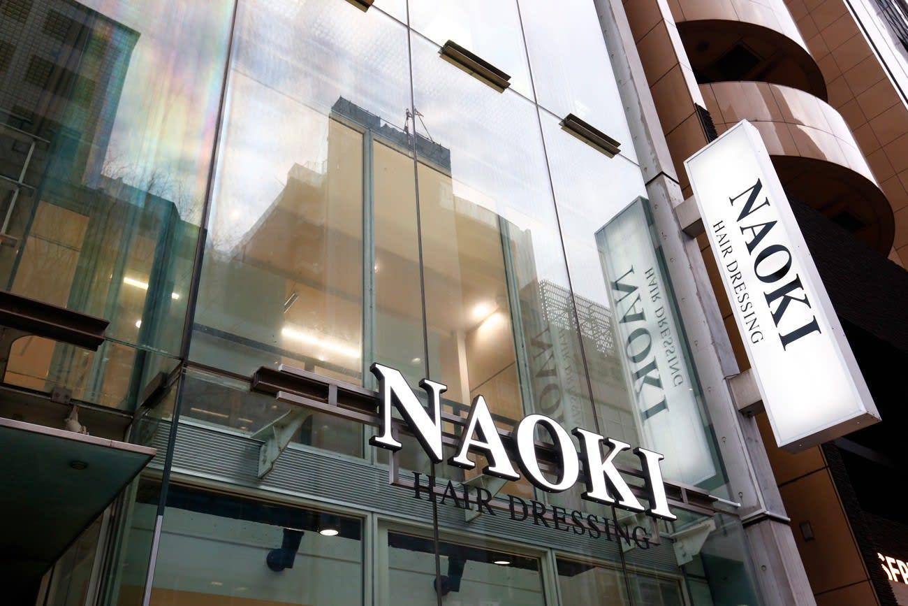 NAOKI HAIR DRESSING 渋谷店 店内写真③