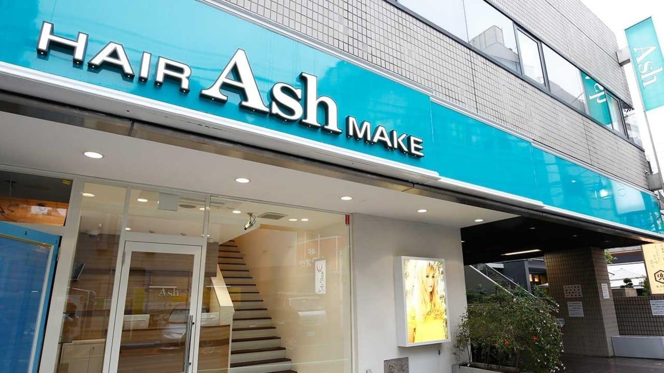 Ash 中目黒店|店内写真③