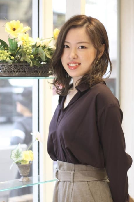 梶沼 姫夏