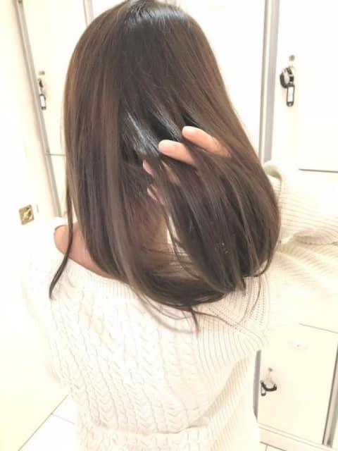 ケアしながら美しい髪色をキープ♬