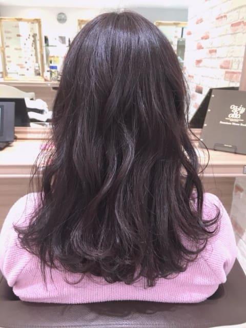 【イルミナ】春先取りモーヴピンク