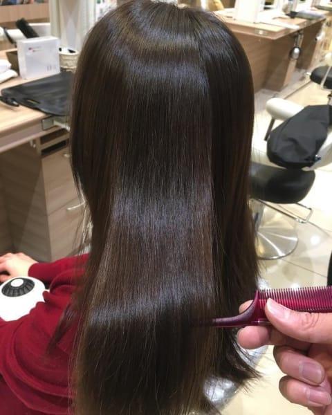 艶髪エステ×イルミナカラー