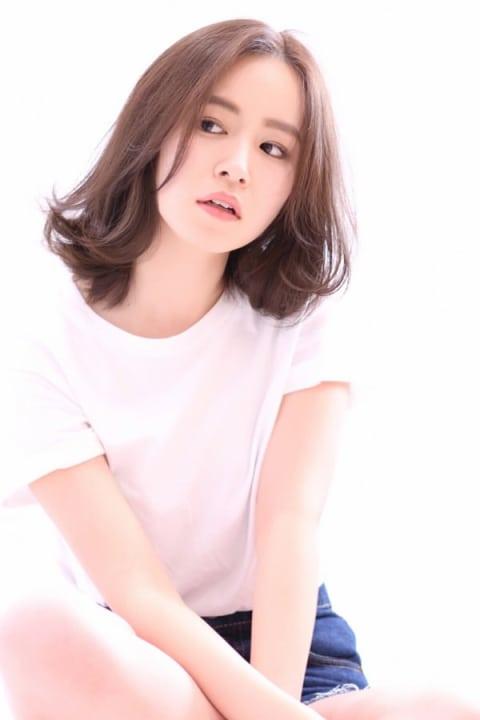 【Ash反町店/片庭千晴】外ハネ☆ナチュラルボブティ