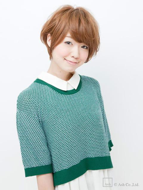 【ananヘアカタログ掲載作品】ナチュフェミボブ