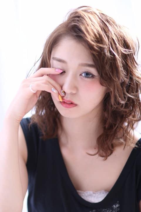 【Ash反町店/片庭千晴】大人可愛い☆クール波ウェーブ