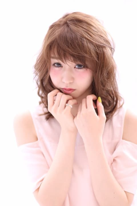 【Ash反町店/平澤広美】大人可愛い☆フェミニンスタイル