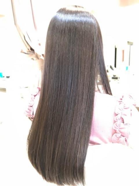 時短でヘアスタイルが決まる!縮毛矯正がオススメ♪