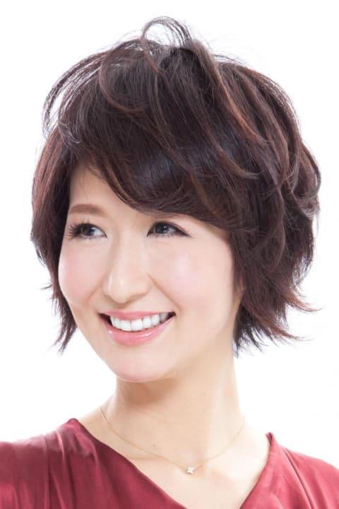 女優風ショートヘア