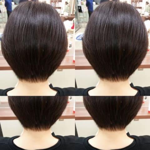 【ロングヘアーだけが縮毛ではない! ショートボブ縮毛矯正】 ~まとまり続ける60日間へ~