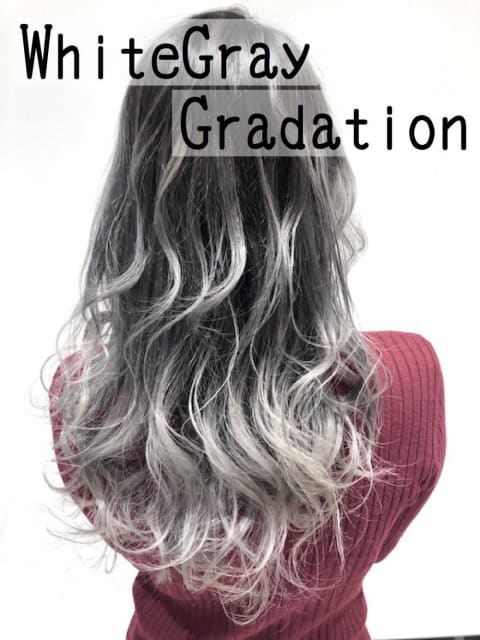 WhiteGray Gradation