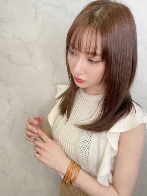 ストレート/縮毛矯正/髪質改善/艶