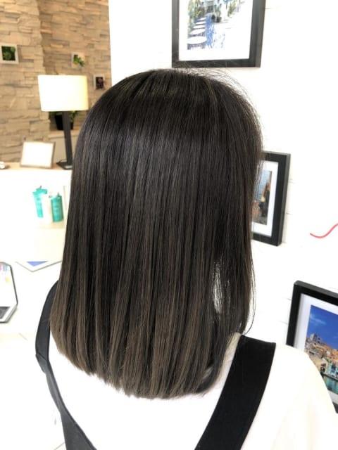 髪質改善×プレミアム縮毛矯正