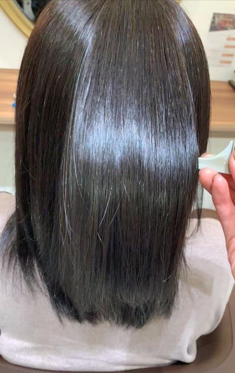 髪質復元縮毛矯正