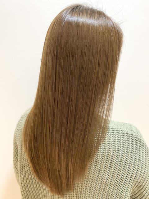 美髪 髪質改善トリートメント