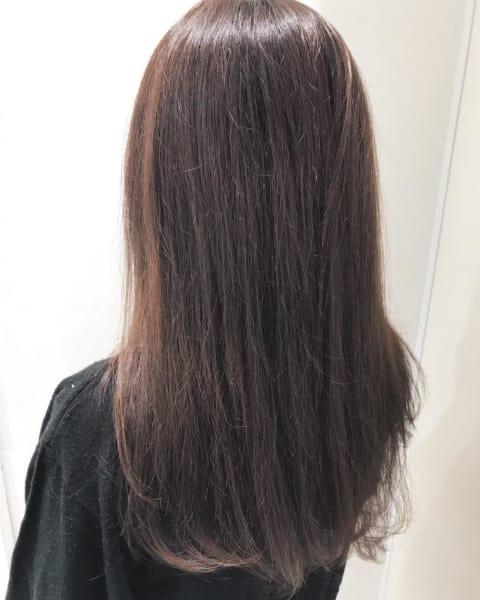艶髪ロングナチュラル