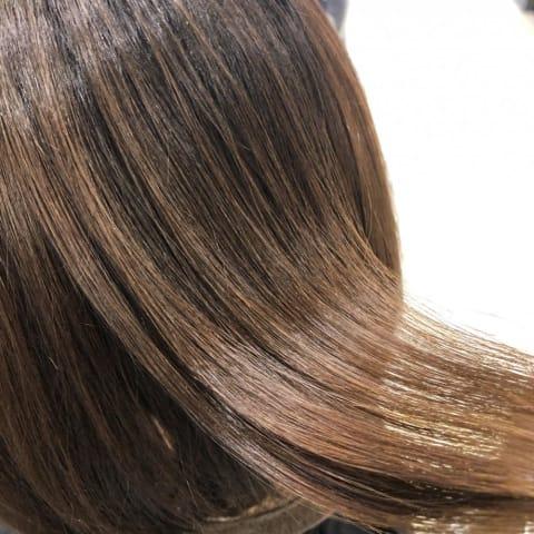 【梅雨の準備】縮毛矯正でナチュラルボブ
