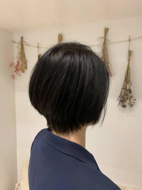 大人可愛い☆ショート