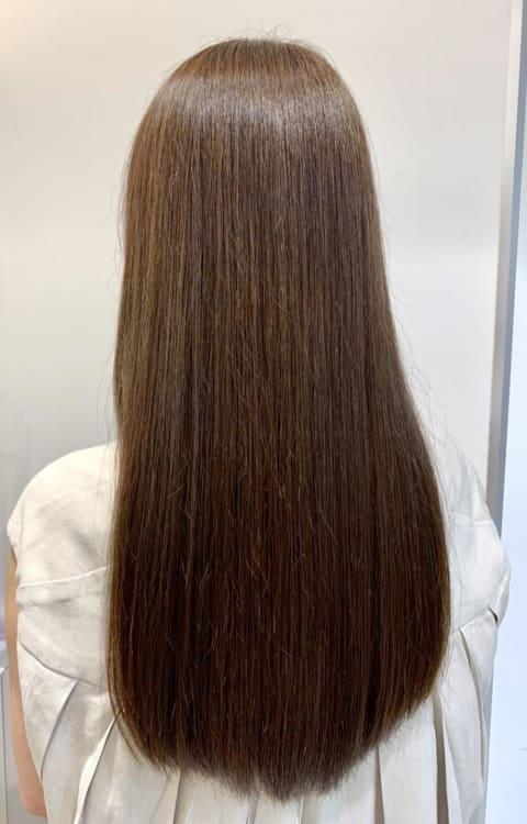 極上トリートメント×髪質改善