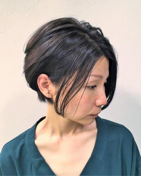 30代~50代の大人女性向けヘアー カラーはイルミナカラーで白髪染め