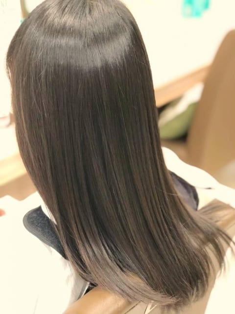 【髪質改善】【酸熱トリートメント】