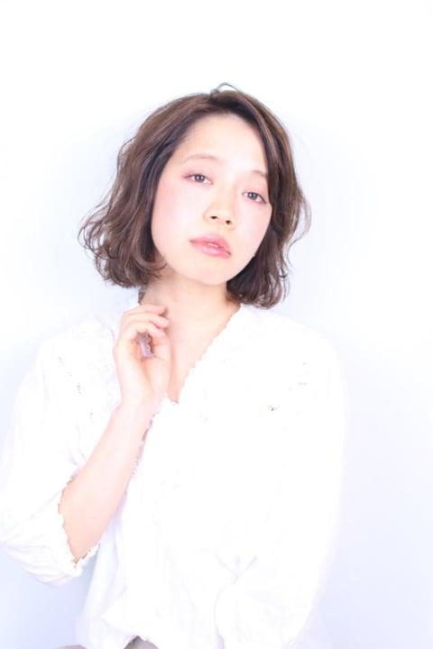モテスタイル☆ヌーディボブ
