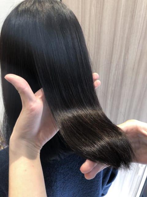 【髪質改善されたい方必見】酸熱トリートメント