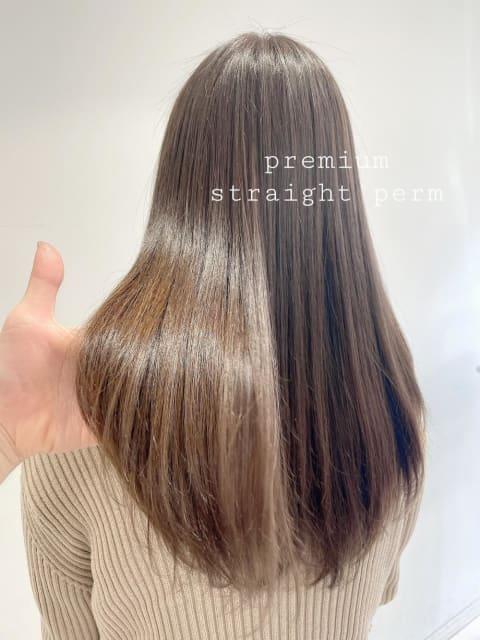 ★ 風になびくサラツヤ美髪ロング