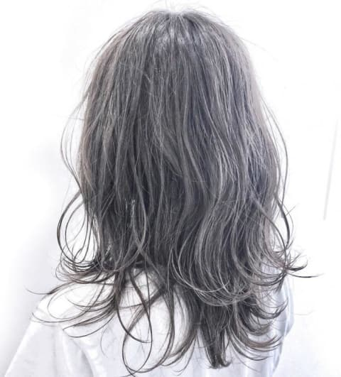 【イルミナカラー】オーシャン×オーキッド
