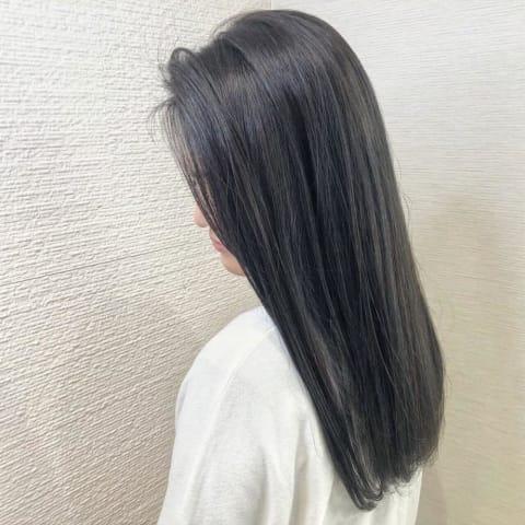 【艶髪】ダメージレスキラ水縮毛矯正