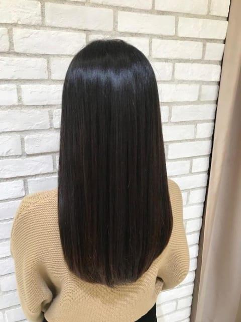 髪質改善トリートメント×オッジオット