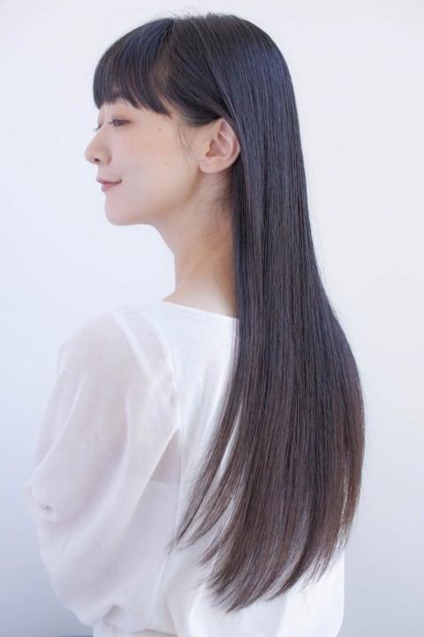 【大人女性の為の艶髪】プレミアムストレート&アレンジ