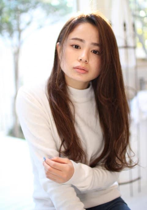 【ASh等々力/板橋大祐】サラサラ縮毛矯正×ワンカール
