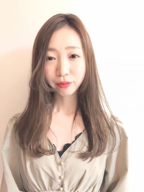 プレミアム縮毛矯正&ワンカールパーマ