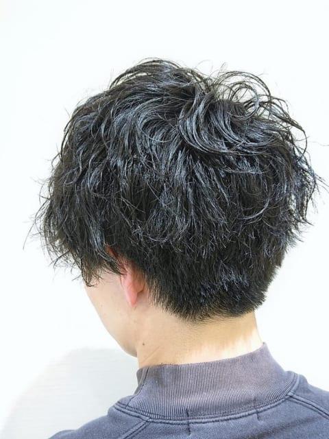 骨格・髪質補正パーマ