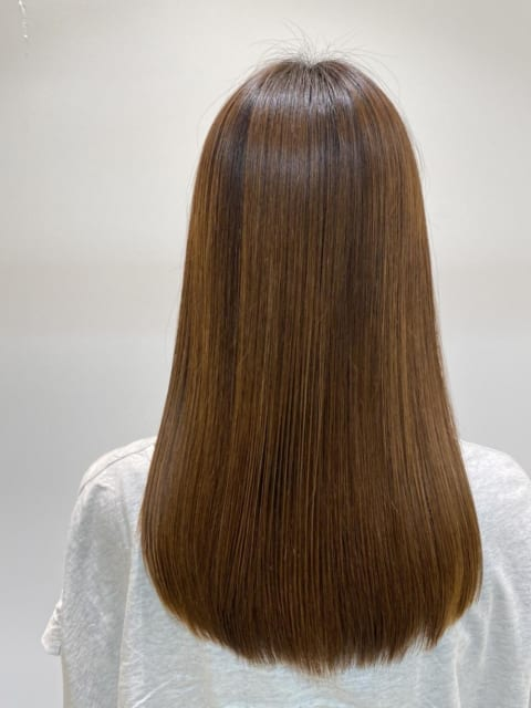 【髪質改善】圧倒的ツヤ髪♪