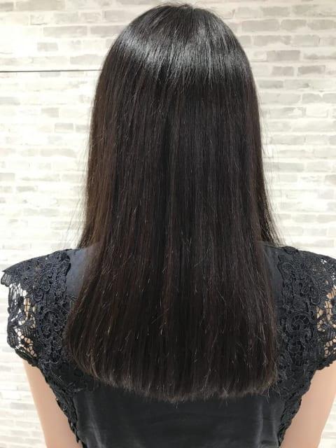 至極のツヤ髪